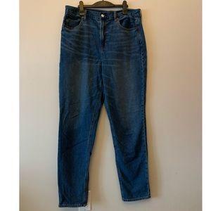 AE X-Long Mom Jeans